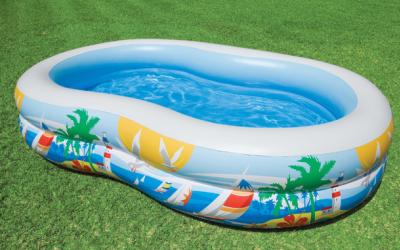 Как выбрать надувной бассейн