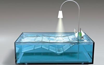 мини-бассейн под размер участка